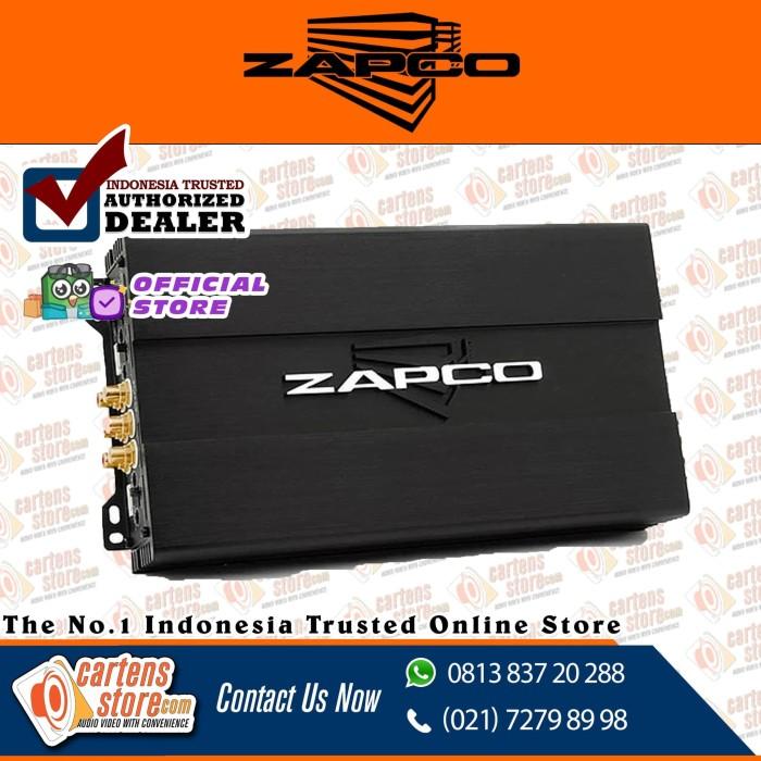 Foto Produk Zapco ST-4X SQ 4 Channel Amplifier By Cartens Store dari Cartens Store
