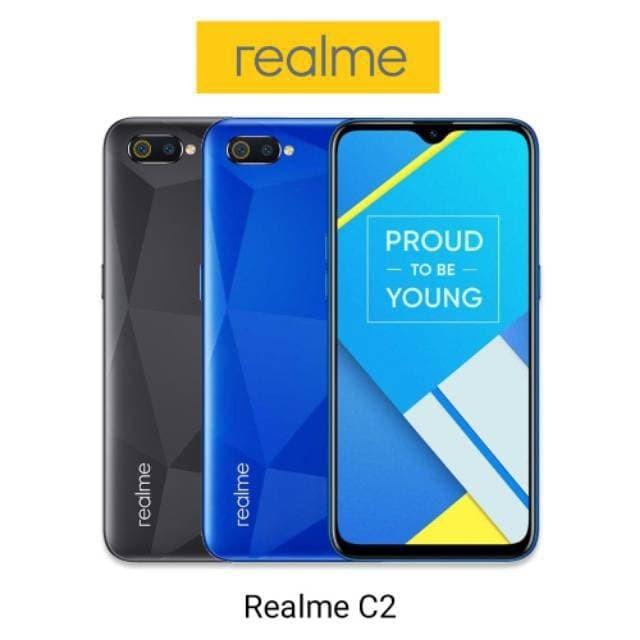 harga Oppo realme c2 3/32 garansi resmi 1 tahun Tokopedia.com