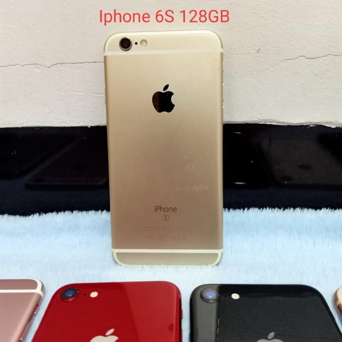 Foto Produk Iphone 6S 128 GB ORIGINAL SECOND dari Gudang ios
