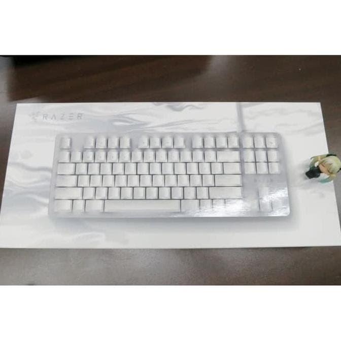 Jual Razer Blackwidow Lite Mercury White Tkl Mechanical Gaming Keyboard Kab Bekasi Jihan25 Shop Tokopedia