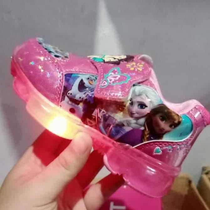 Jual Sepatu Lampu Anak Frozen Kuda Poni Js301 Import Murah Promo Diskon Novisepti Tokopedia