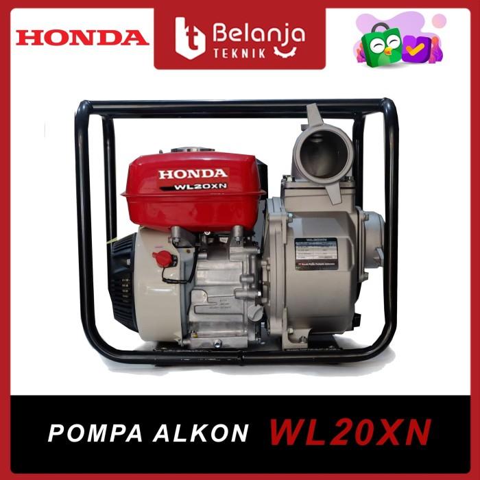 harga Mesin pompa air - alkon honda wl 20 xn 2 inchi - 7.5 meter Tokopedia.com