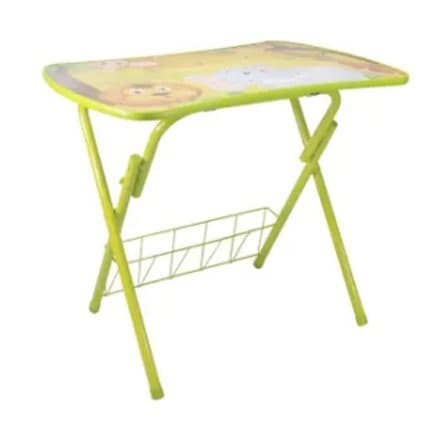 Jual Soleil Set Meja Kursi Anak Kids Table Chair 60x40x50 5 Animal Kab Tangerang One Stop Web Tokopedia