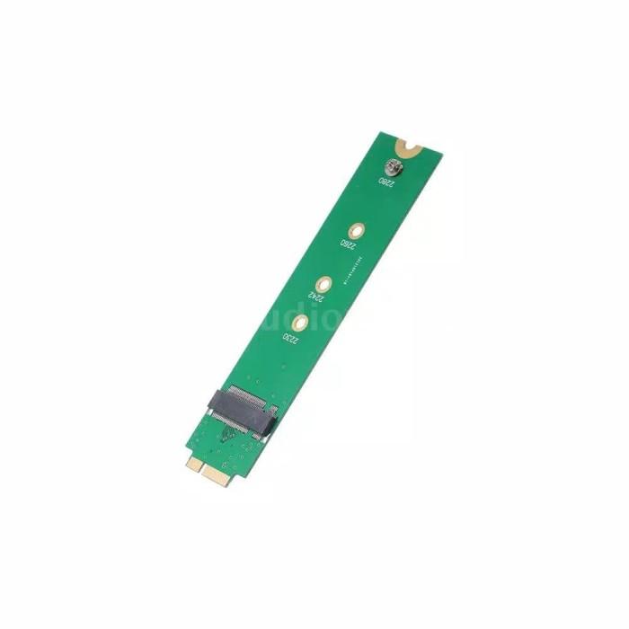 Foto Produk Adapter SSD Macbook Air 2010 2011 A1370 A1369 MC503 MC504 MC505 MC506 dari mikara