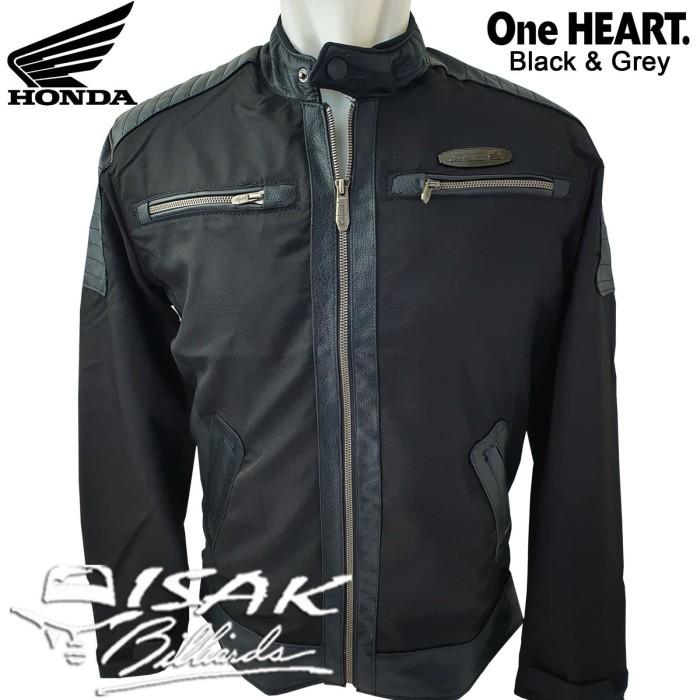 harga Jacket honda cbr 150 one heart asli - jaket motor touring apparel ori Tokopedia.com