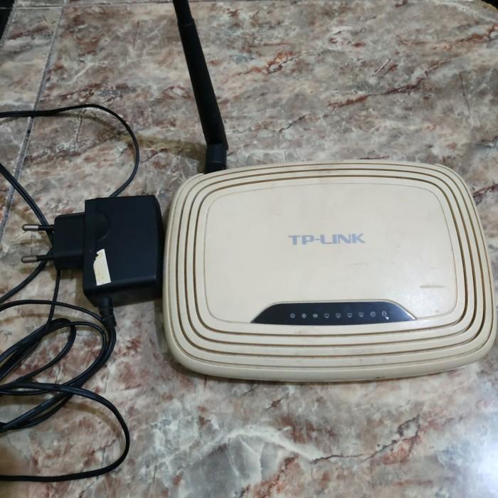 Foto Produk TP LINK TL WR741ND 150 Mbps Wireless n Router dari Kios 78