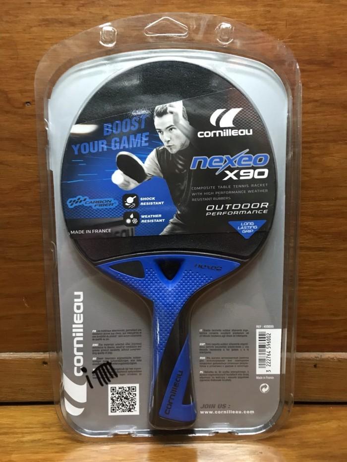 Jual Blade Bat Tenis Meja Pingpong Cornilleau Nexeo X90 Healthy