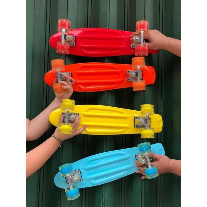 Foto Produk papan skateboard anak deck skateboard dari tokoreadygan