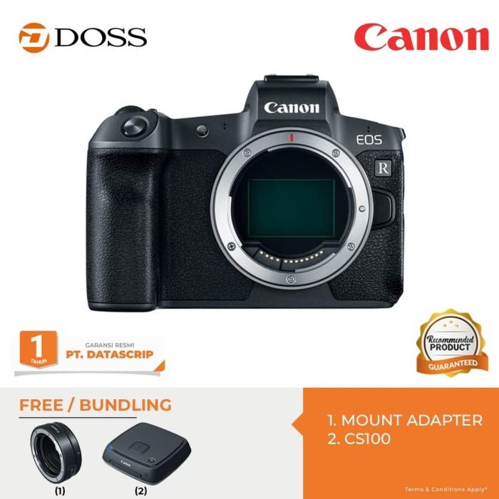 harga Canon eos r body only mirrorless / canon eos r Tokopedia.com