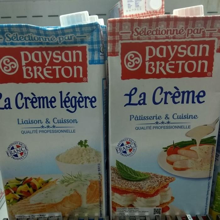 Jual Payson Breton Uht Whipping Amp Light Cream Jakarta Pusat