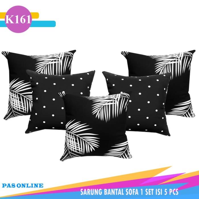 Foto Produk Sarung Bantal Sofa 5 pcs 50 x 50 dari pondok aren shop