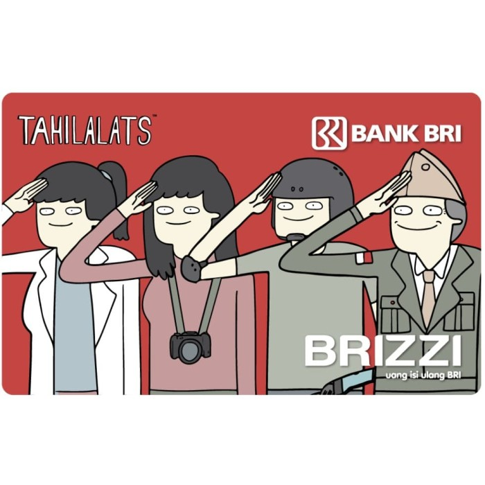 Foto Produk TAHILALATS SUMPAH PEMUDA EDITION( free stater pack brizzi) dari BRI Official Store