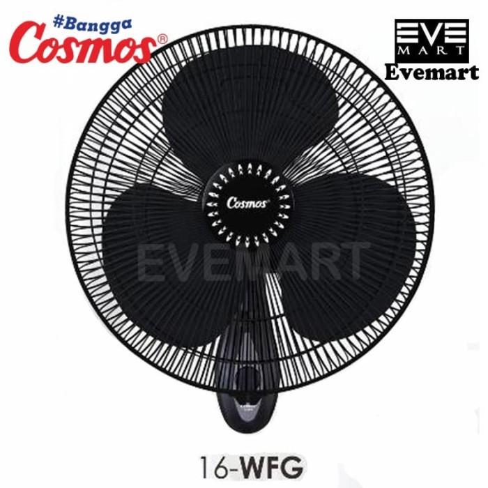 Jual Cosmos Wall Fan 16wfg    Kipas Angin Dinding 16 Inch