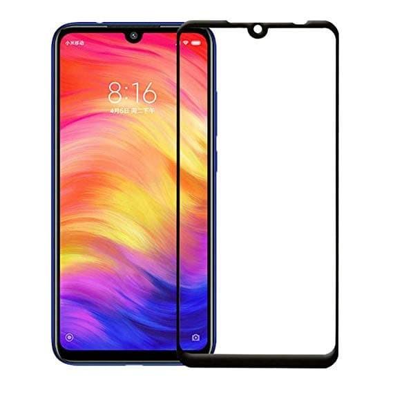 Foto Produk Tempered Glass Full 9D/5D Redmi 7 / Redmi Note 7 dari jj ponsel