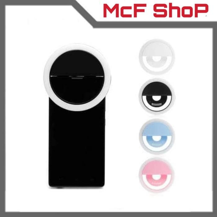 Foto Produk LAMPU SELFIE RING LIGHT/LAMPU BIGO/ LAMPU SELFIE RINGLIGHT dari McF Shop