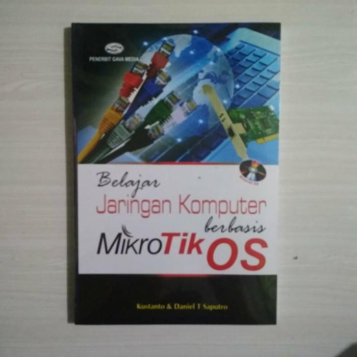 harga Buku belajar jaringan komputer berbasis mikrotik os Tokopedia.com