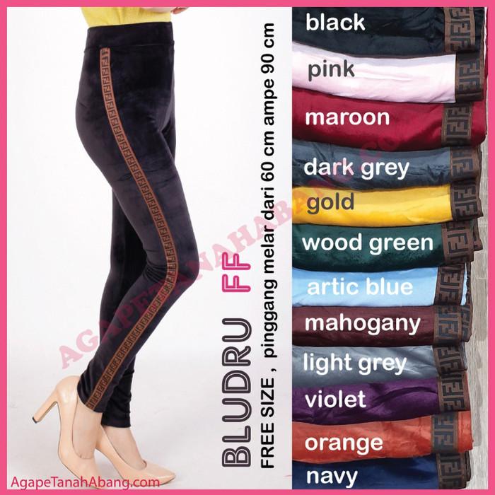 Jual Legging Bludru Velvet Fashion Celana Legging Bludru Fashion Wanita Kab Tangerang Elnation Olshop Tokopedia