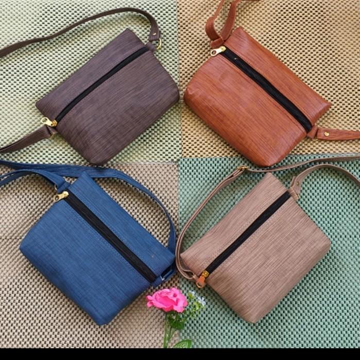 Foto Produk RENI - SLING BAG SIMPLE - TAS FASHION WANITA MURAH MINIMALIS dari Marie Shop