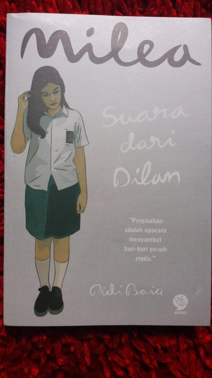 Jual Paket 3 Buku Dilan 1 2 & Milea Jakarta Utara Delly Saputra