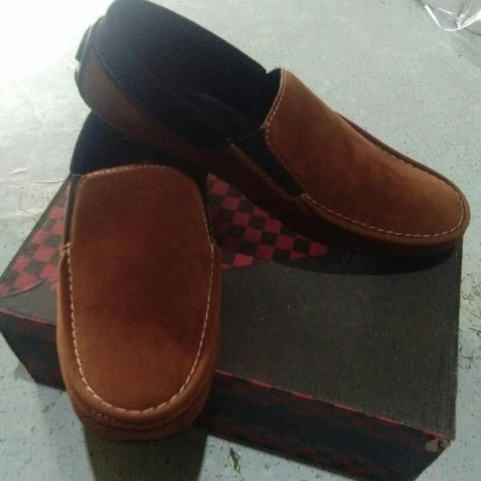 Jual Sepatu Sorong Cowok Hitam Kota Padang Toko Nita Padang