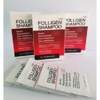 Foto Produk Dr. FORHAIR Folligen Shampoo in Sachet 4x6ml dari Smitra Cahaya