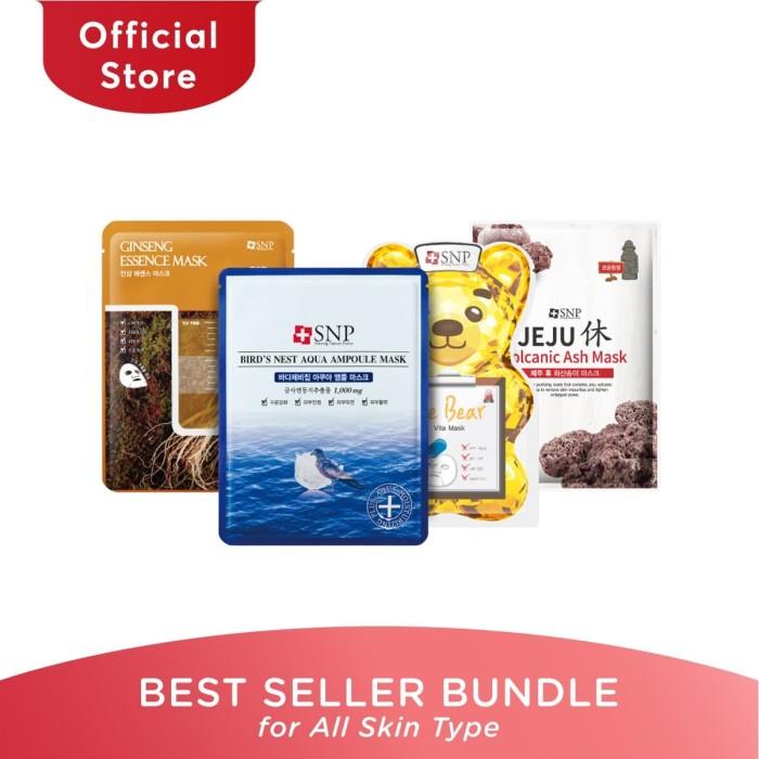 Snp best seller bundle
