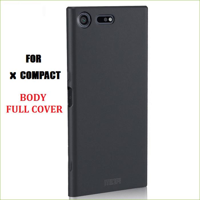 Foto Produk X Compact Sony Xperia Case Casing Cover Slim Black dari Onestop Acc