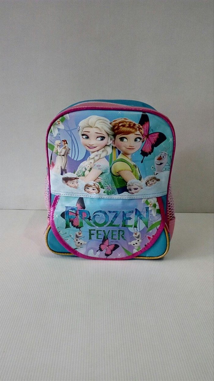 Jual Tas Sekolah Ransel Anak Playgroup Paud Frozen Kupu Kupu Jakarta Selatan INDOCOFFEE SHOP