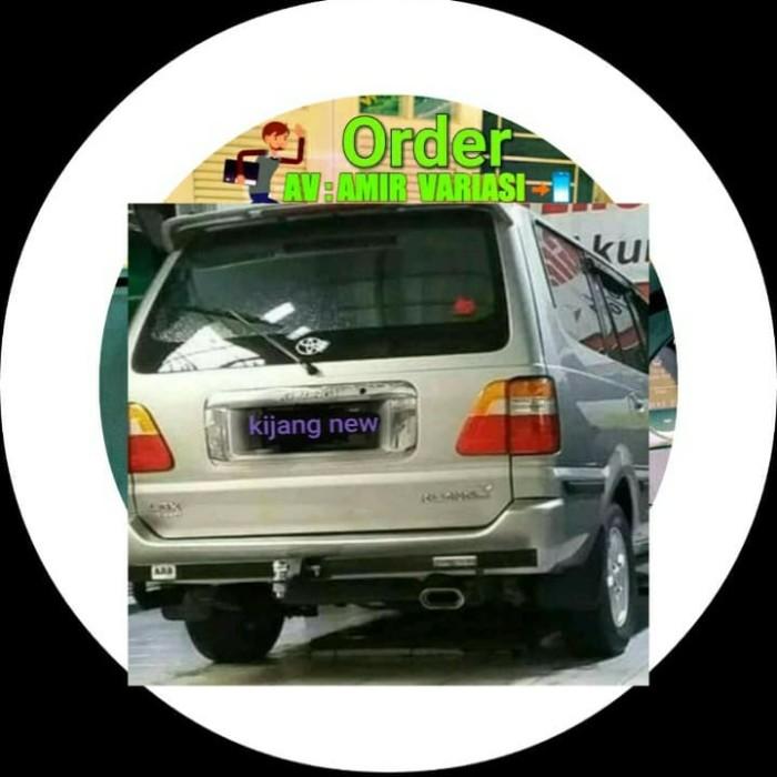 Foto Produk towing bar ARB kijang new / LGX / kapsul pengaman bumper belakang dari amir variasi