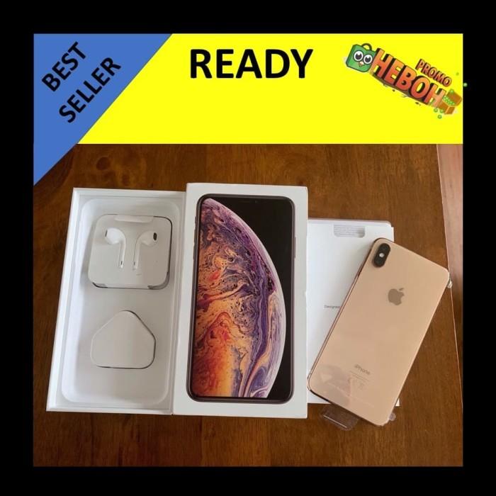 Jual Dual Sim Iphone Xs Max 512gb 256gb 64gb Gold Silver Space Gray Grey Nano Esim 64gb Jakarta Barat Apple Thamrin Tokopedia