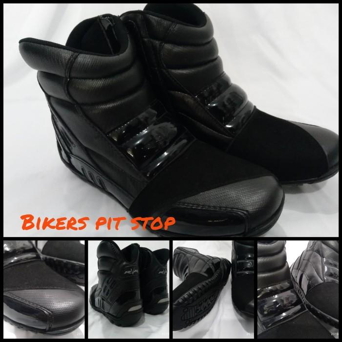 harga Sepatu motor touring rvr original new model baru bikers terlaris Tokopedia.com