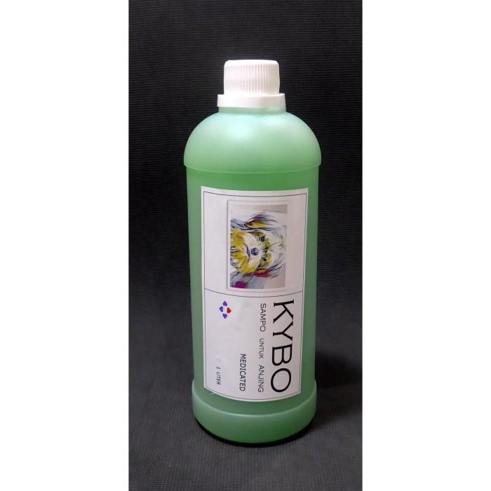 Foto Produk Shampoo Anjing Kybo Medicated 1 Liter KDM dari Kapten Pet Shop