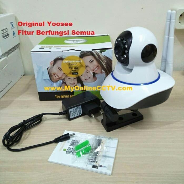 Foto Produk GlobeEye Wireless Portable IP camera CCTV HD 1.3MP Baby Monitoring dari myonlinecctv