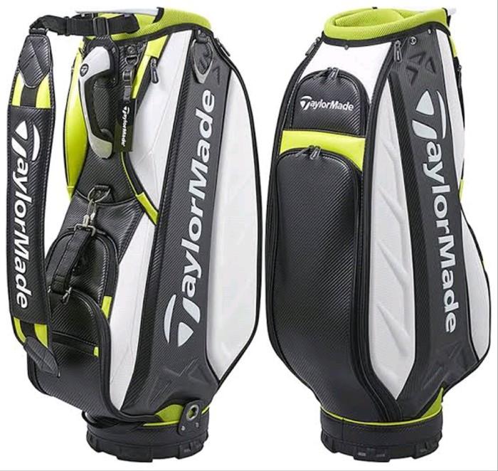 Taylormade Golf Bag >> Jual Taylormade Golf Bag Leather Vintage New Model Best Gym Jakarta Barat Vinfir Shop Tokopedia