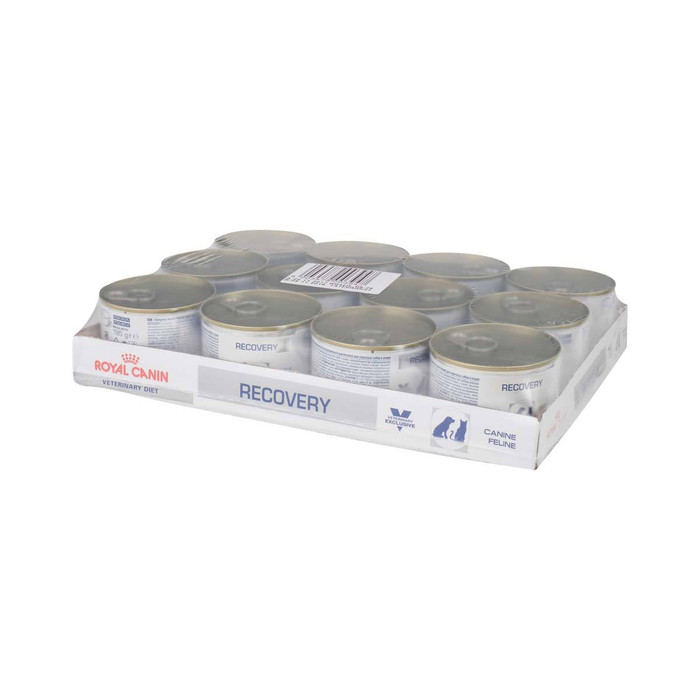 Foto Produk Royal Canin Vet Recovery Canned For Dog & Cat 12x195 grm / Pax dari Pet Zone