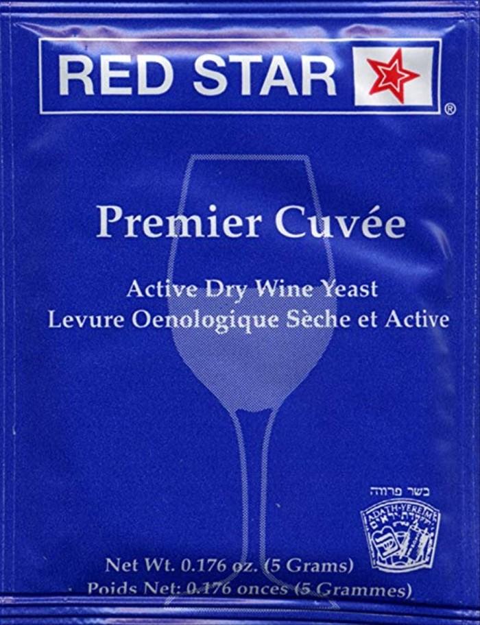 Foto Produk Murah Active dry wine yeast 5 gram dari farestha