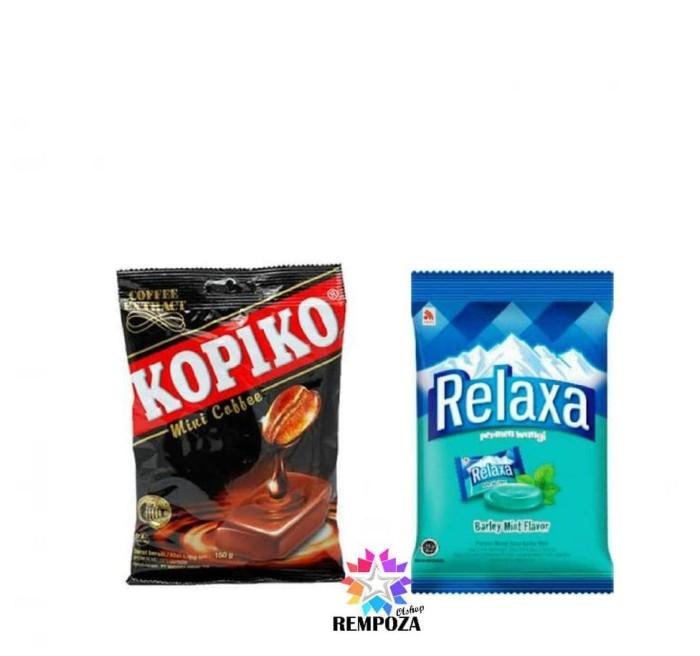 Jual Sale Paket Permen Kopiko Dan Relaxa Jakarta Barat