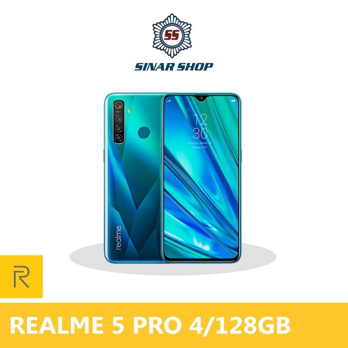 Foto Produk REALME 5 PRO RAM 4 ROM 128 (4/128) - GARANSI RESMI INDONESIA - Biru dari Sinar Shop Jakarta