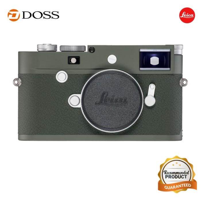 harga Leica m10-p edition 'safari' digital rangefinder camera Tokopedia.com