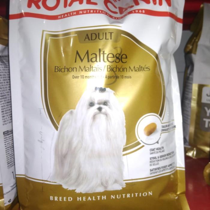 Jual Makanan Anjing Maltese Royal Canin Maltese Adult 1 5 Kg Kota Depok Petshop Cilangkap Tokopedia