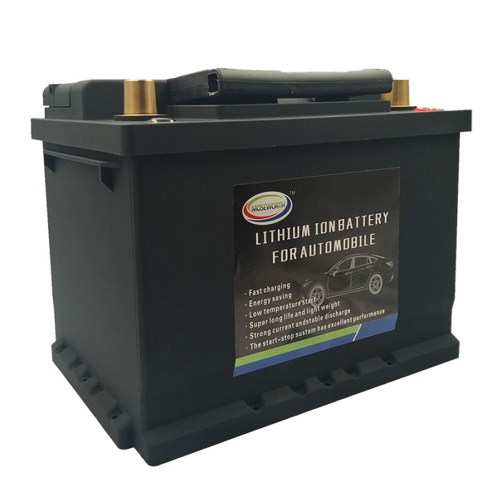 Lithium Ion Car Battery >> Jual Premium 46ah 46b24l R Car Battery 12v Lithium Phosphate Ion Jakarta Utara Minnieshop56 Tokopedia