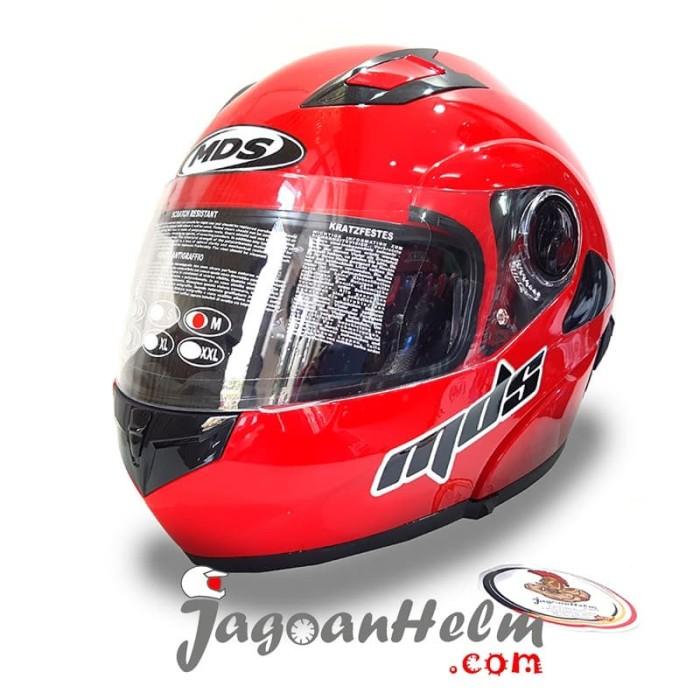 harga Mds helm pro rider / prorider modular system Tokopedia.com