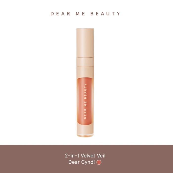 Dear Me 2-in-1 Velvet Veil - Dear Cyndi