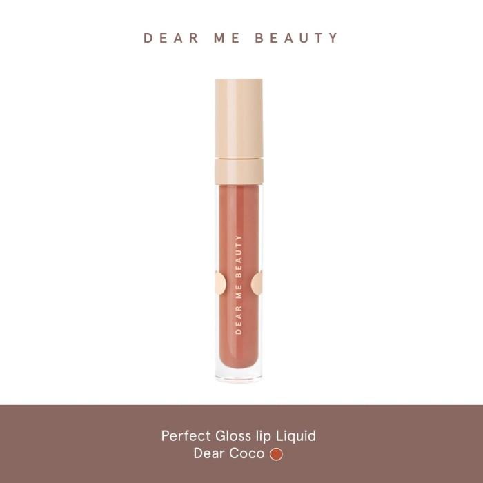 Dear Me PERFECT GLOSS LIP LIQUID - Dear Coco