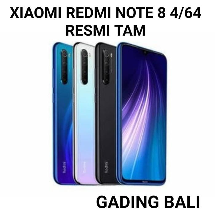 Foto Produk Xiaomi Redmi Note 8 4/64 Garansi Resmi TAM dari Gading Bali Shop