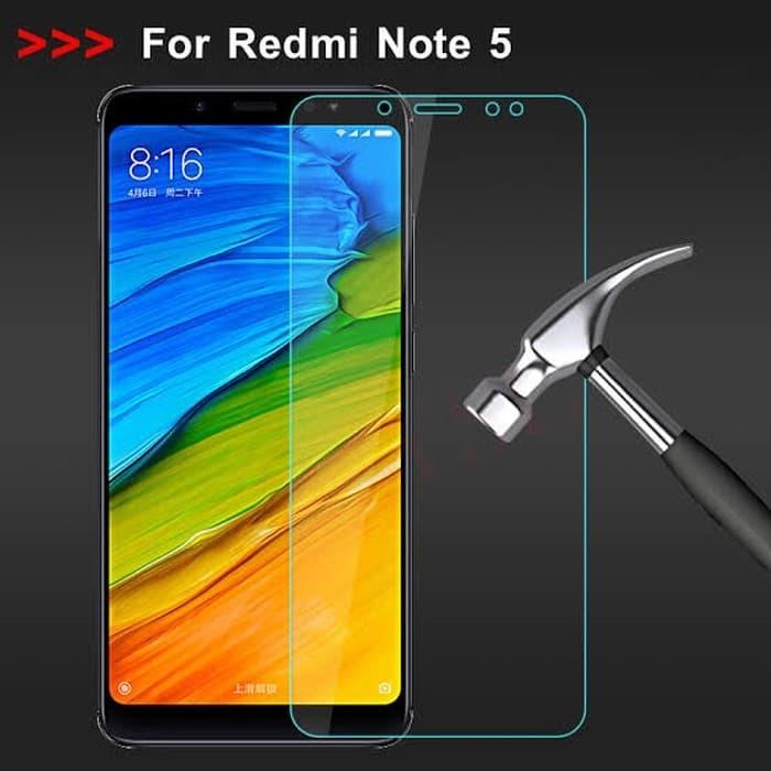 Foto Produk Temperglass Temper Glass Temperedglass Tempered Glass Redmi Note 5 Pro dari Uniq-one shop