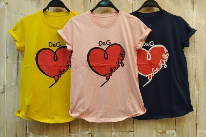 Foto Produk T-Shirt Tumblr Tumbler Tee Kaos Wanita Kualitas Bagus Size L TSW353 dari Jardin Fashion