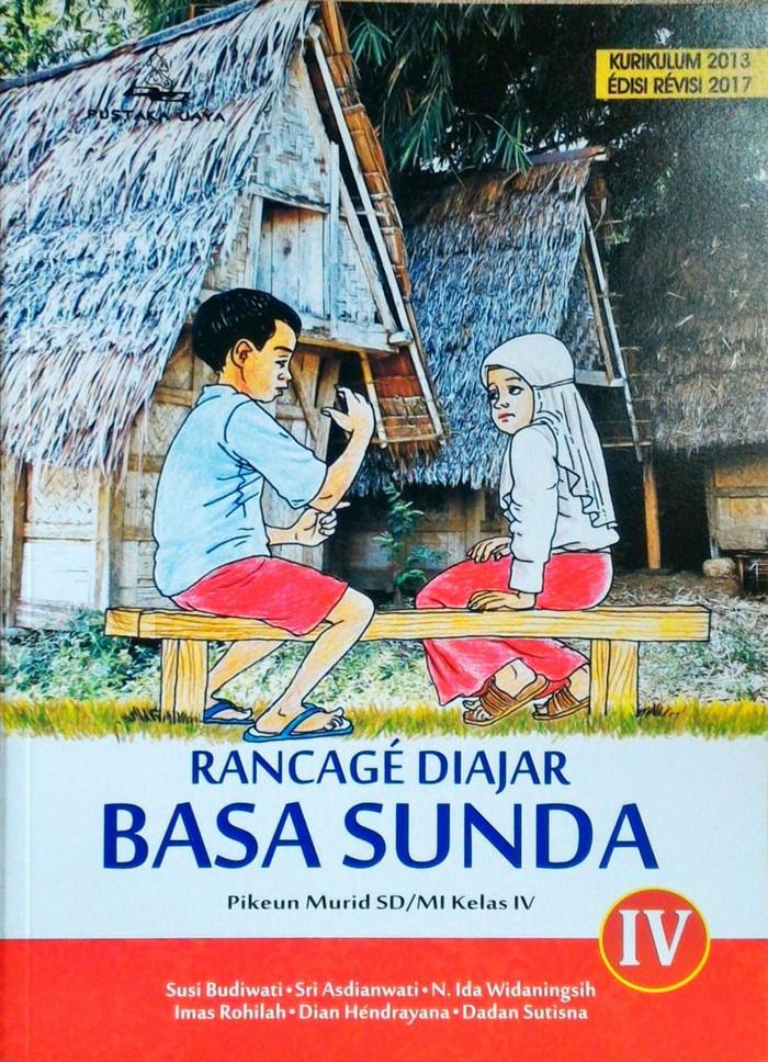 Jual Buku Rancage Diajar Basa Sunda Pikeun Murid Sd Mi Kelas 4 Iv Jakarta Utara Nadineempty Tokopedia