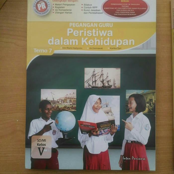 Jual Buku Sd Kelas 5 Kunci Jawaban Pg Pr Tematik Sd Kls 5 Tema 7 Jakarta Pusat Prabyan Project Tokopedia