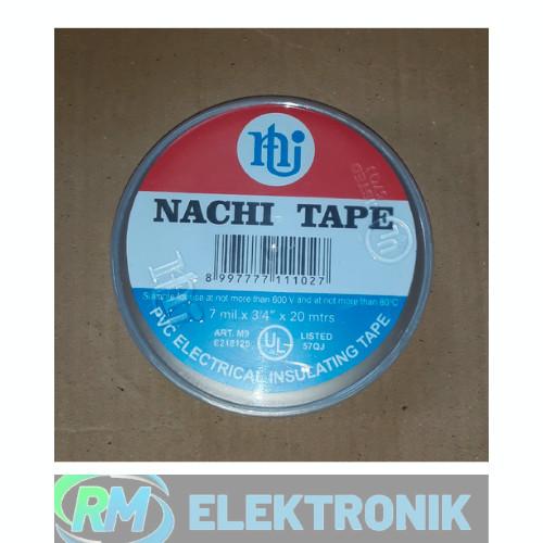 Jual Isolasi Nachi Tape Kab Magetan Rm Elektronik Tokopedia